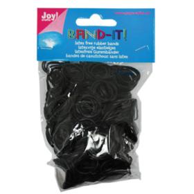 Joy Craft rubberband sort 600stk
