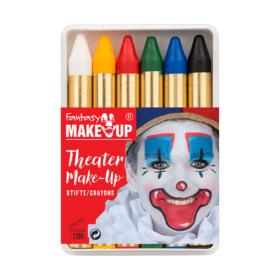 Fantasy Make-Up Sett – 6 ass. stifter