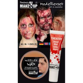 Fantasy make-up sett modellering