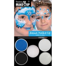 Fantasy Make-up sett - princess winter