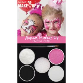 Fantasy Make-up sett - prinsesse/katt