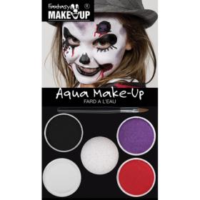 Fantasy Make-up sett - dukke/spøkelse