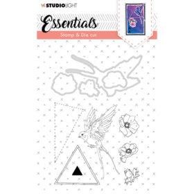 Studio Light Stamp & Die Cut A6 Essentials – 40