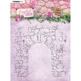 Studio Light Stamp 14×14 – English Garden 434