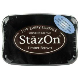 StazOn pad, 041 timberbrown