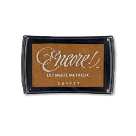 Encore metallic ink pad Copper