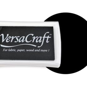 VersaCraft Ink Pad - 182 real black