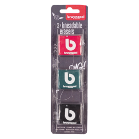 Bruynzeel B Knetgummi – 3stk