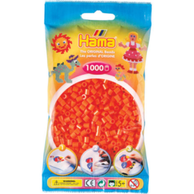 Hama midi 1000stk - 04 orange