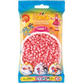 Hama midi 1000stk - 06 rosa