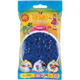 Hama midi 1000stk - 08 blå