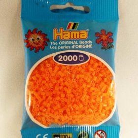 hama mini 2000stk Fl. orange
