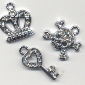 Charms treasure