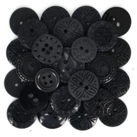 Knapper - color me - black