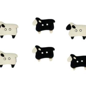 Motivknapper Sew thru sheep