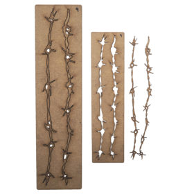 Creative Expressions Art-Effex Barbed Wire Border