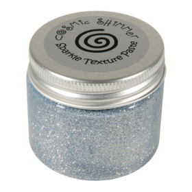 Cosmic Shimmer Sparkle Paste 50ml – Silver Moon