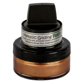 Cosmic Shimmer Metallic Gilding Polish - Copper shine