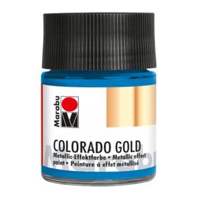Marabu Colorado Gold 50ml – 792 metallic-petrol