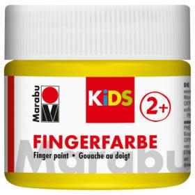Marabu KIDS Finger Paint 100ml - 019 gul