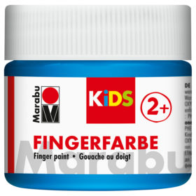 Marabu KIDS Finger Paint 100ml - 253 blå