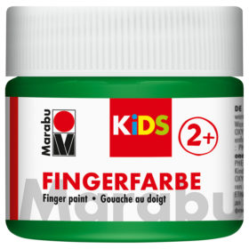Marabu KIDS Finger Paint 100ml - 267 grønn
