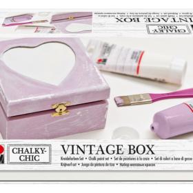 Marabu chalky-chic Vintage box