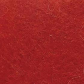 Ull 50g - 614 skarp rød