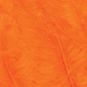 fjær 15stk orange