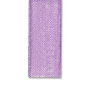 Bånd organza 10mm 10m – lilla