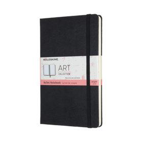 Moleskine Art Bullet Notebook L – 120g/m – Black