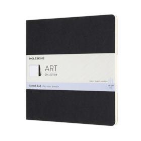 Moleskine Art Sketch Pad Sq – Black