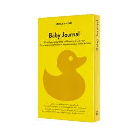 Moleskine Baby Journal Hard L – Yellow PMS 116c