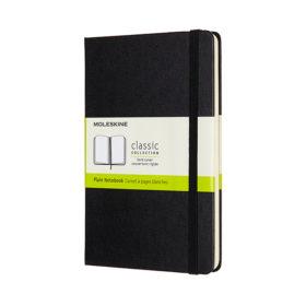 Moleskine Classic Notebook Hard M – Blank Black
