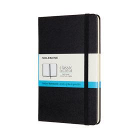 Moleskine Classic Notebook Hard M – Dotted Black