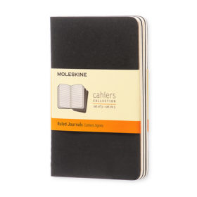 Moleskine Cahier Journal P – Linjert Black