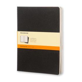 Moleskine Cahier Journal XL – Linjert Black