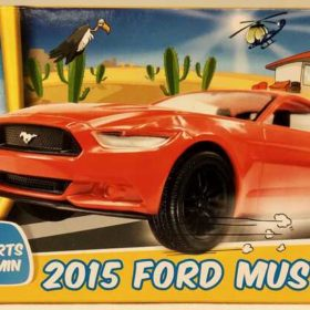 Revell build & play - 2015 Ford Mustang 1:25