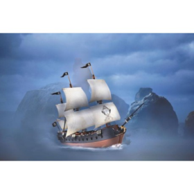 Revell easy kit - pirate ship 1:350