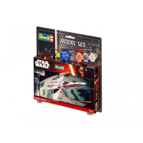 Revell set Star Wars X-wing fighter 1:112