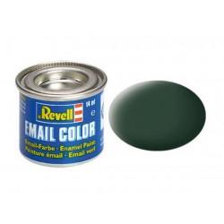 Revell enamel 14ml - dark green mat RAF