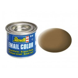 Revell enamel 14ml - dark-earth mat RAF