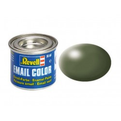Revell enamel 14ml - olive green silk
