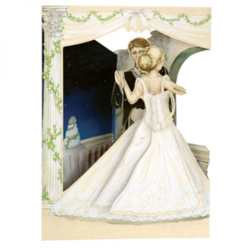 Swing Cards bryllupsdans