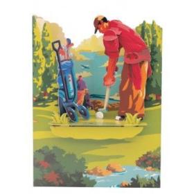 Swing Cards golfspiller