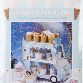 Street Stalls - ice cream van stand