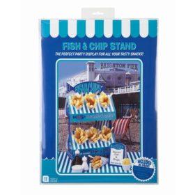 Street Stalls - fish & ship stand