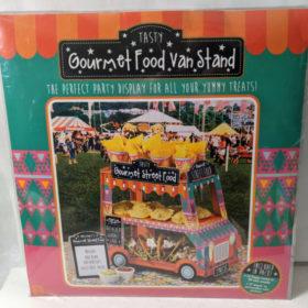 Street Stalls - food van stand