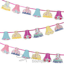 Truly Scrumptious - lampshade bunting 4m