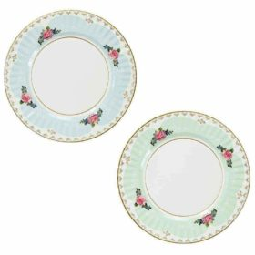 Truly Scrumptious - large paper plates 8stk